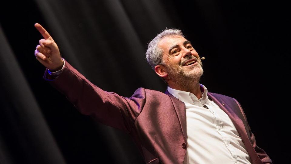 Carlos Blanco monologo Ferrol