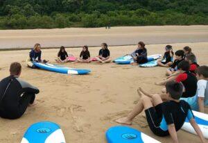 Cinema Surf Camp surf