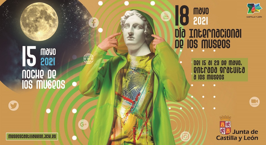 Noche Europea y Día de los museos en Castilla y León