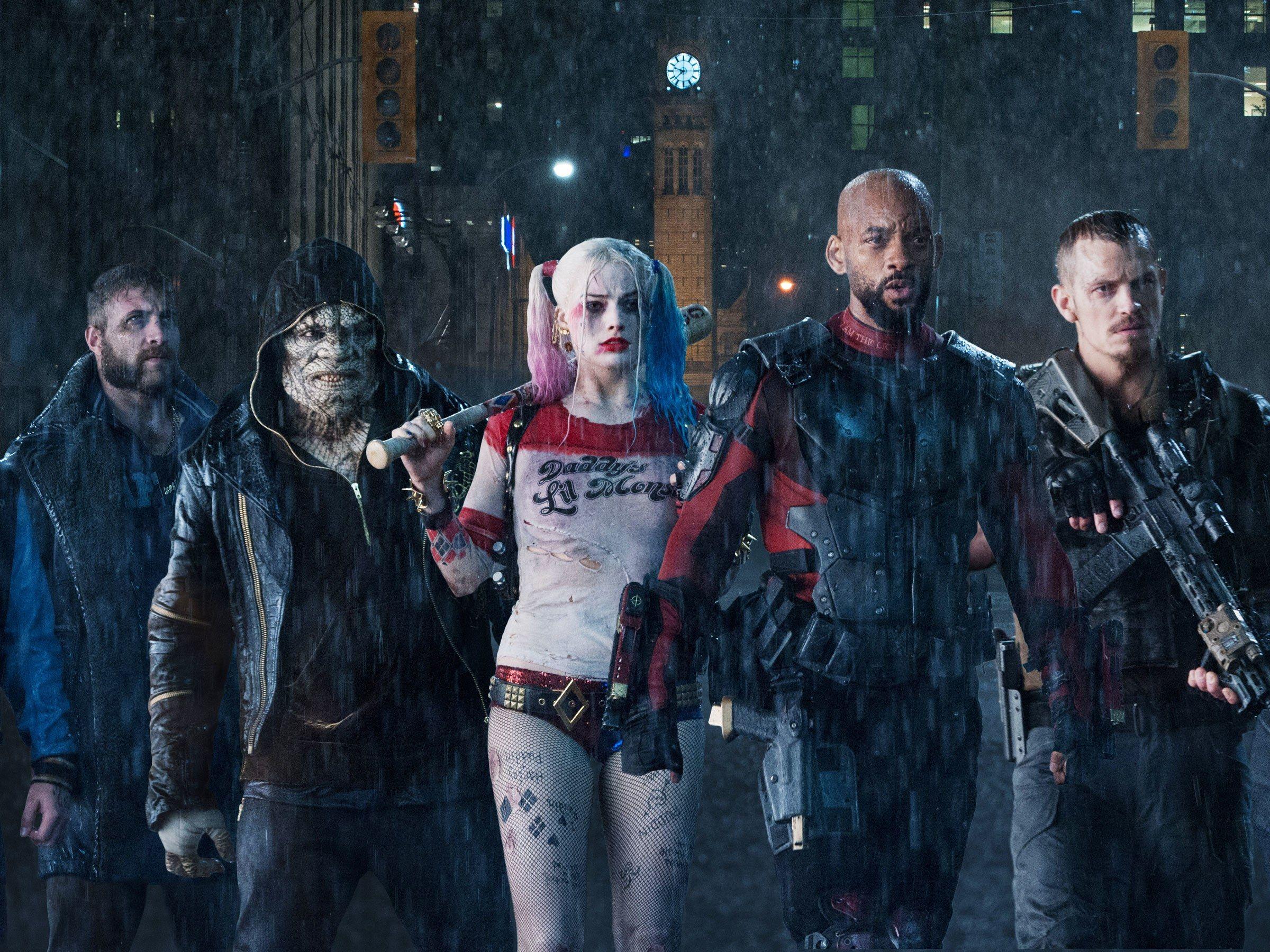 El nuevo 'Escuadrón suicida' llega a los cines el 6 de agosto