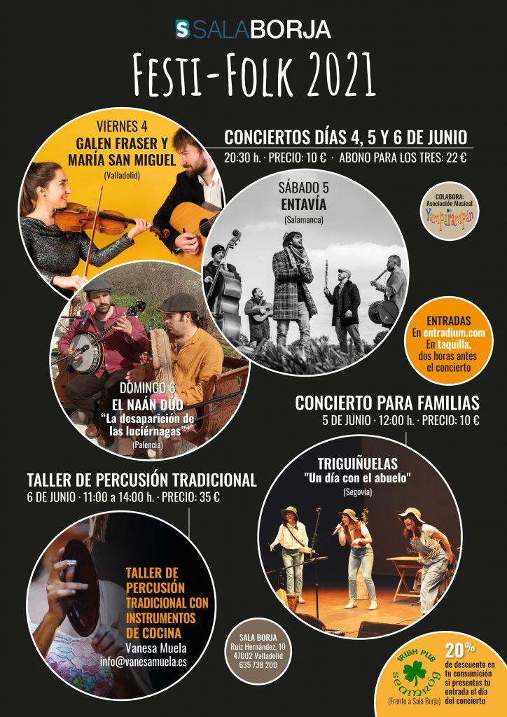 Festi-Folk 2021 presenta Triguiñuelas