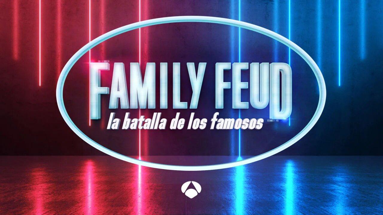 Family Feud: La batalla de los famosos llega a Antena 3 con Nuria Roca