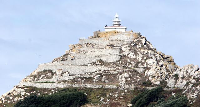 Faro Cies senderismo Islas Cíes