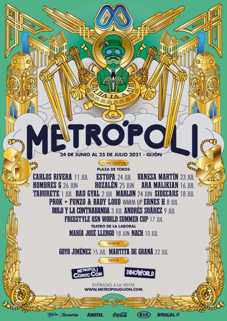Festival Metropoli Gijon