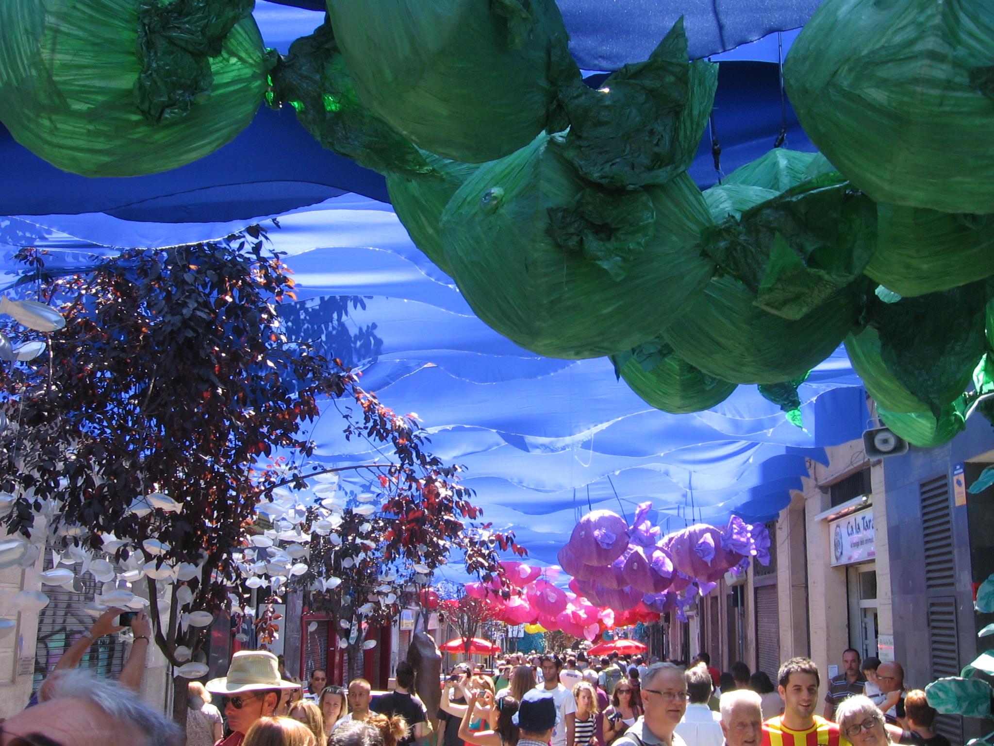 Fiesta Mayor de Gracia