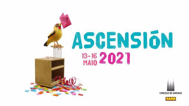 Fiestas de la Ascensión en Santiago. Descubre toda la programación