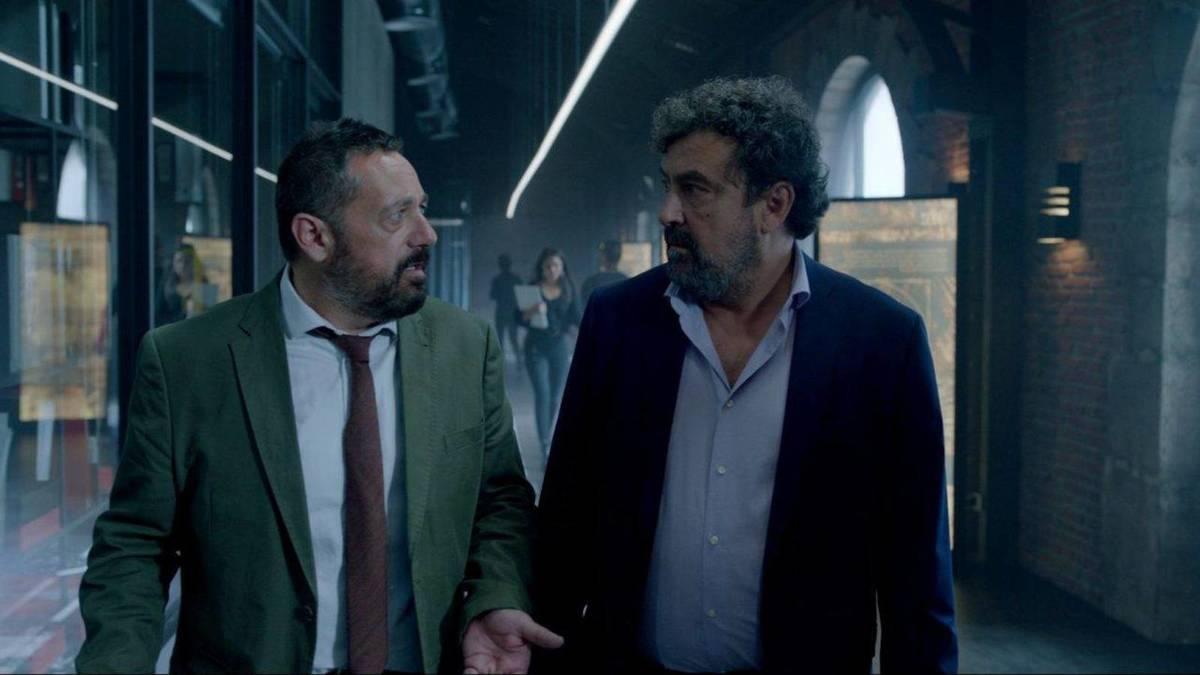Vuelven 'Los hombres de Paco' a Antena 3