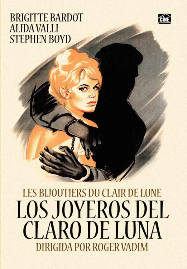 Los joyeros del claro de luna Brigitte Bardot