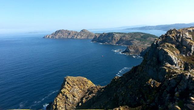 Miradoiro Faro senderismo Islas Cíes