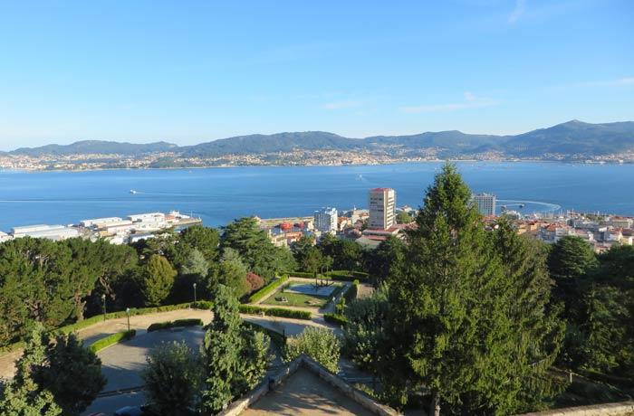 Monte de O Castro Vigo