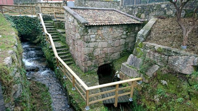 Muino da Regueira rutas senderismo Vigo