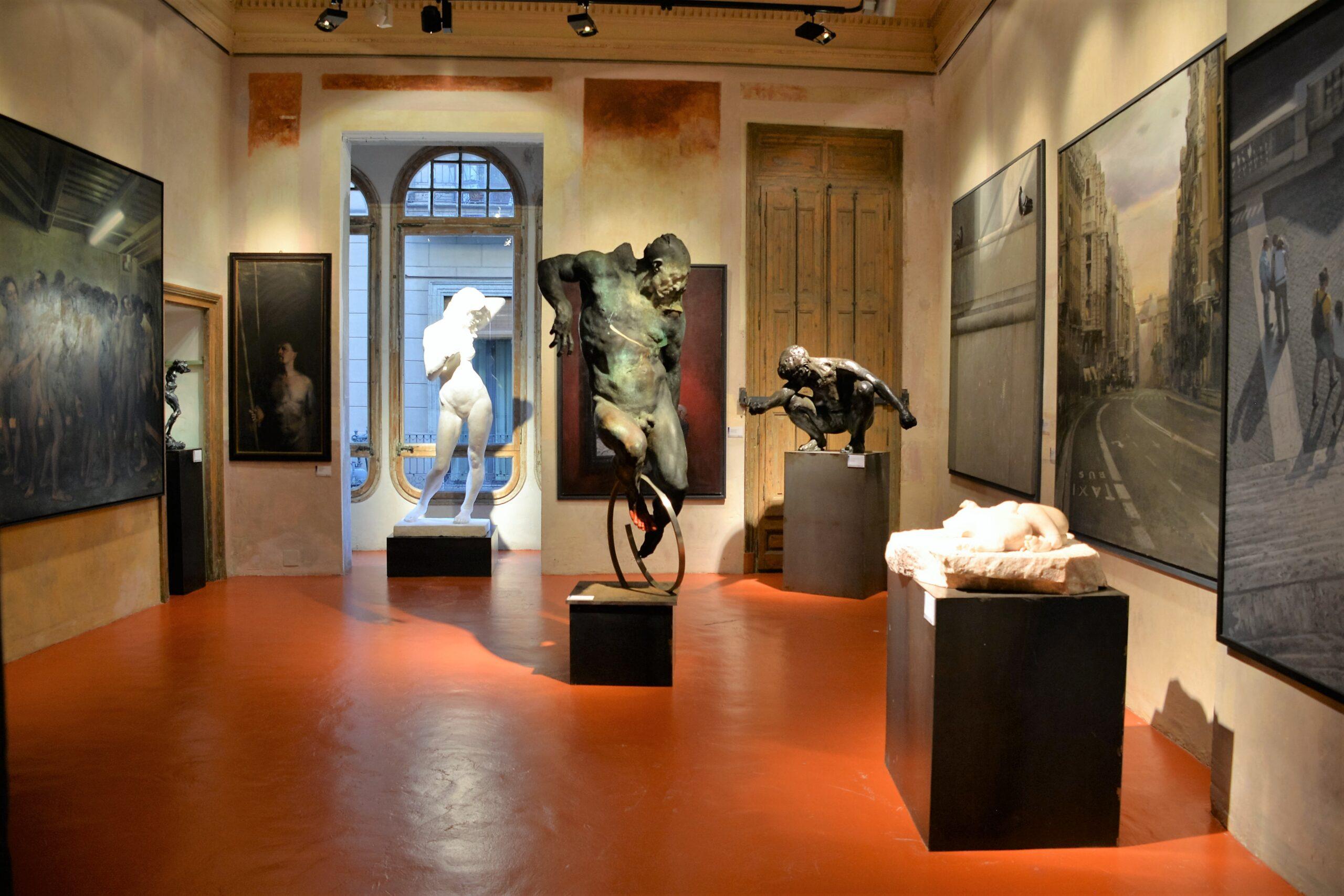 Museo Europeo de Arte Moderno. MEAM