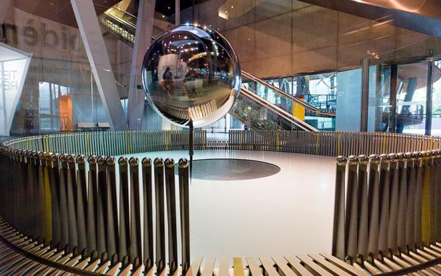 Museo de la Ciencia Cosmo Caixa