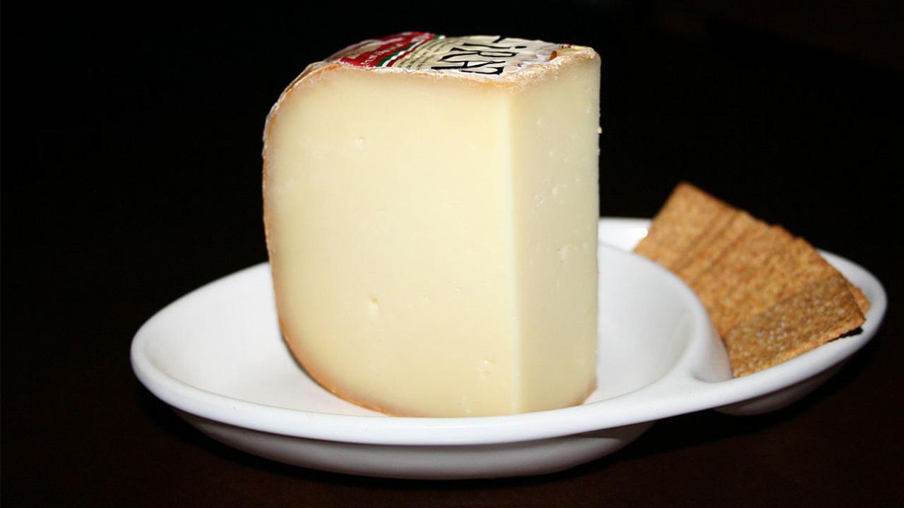 Ossau Iraty queso
