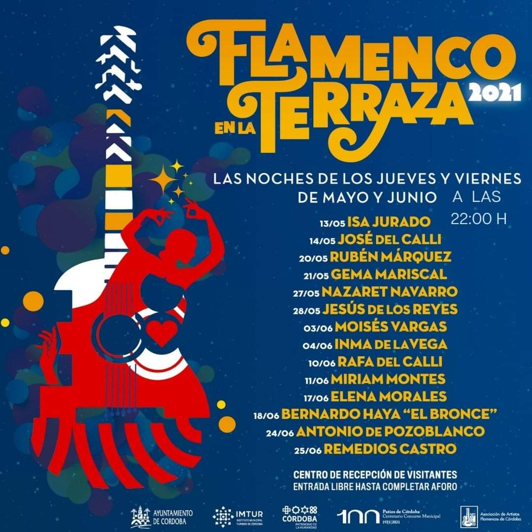 Flamenco en la Terraza 2021
