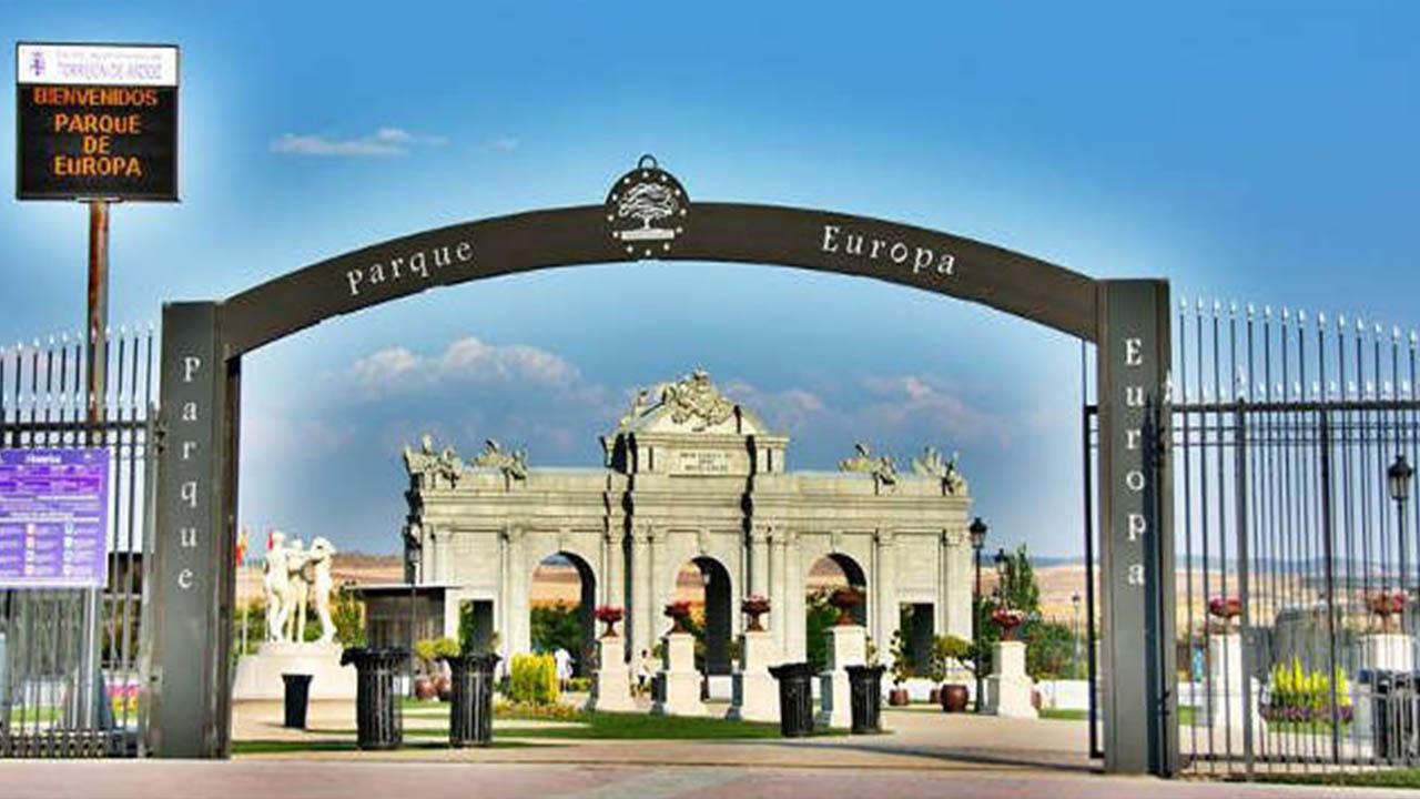 Parque Europa Madrid