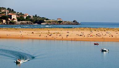 Playa Laida Mundaka Vizcaya