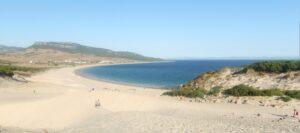 mejores playas Andalucía Playa de Bolonia Costa de la Luz Cadiz