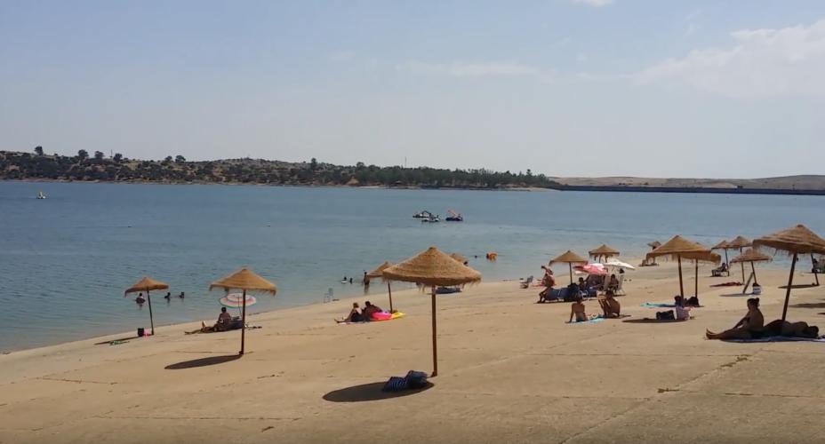 Playa orellana