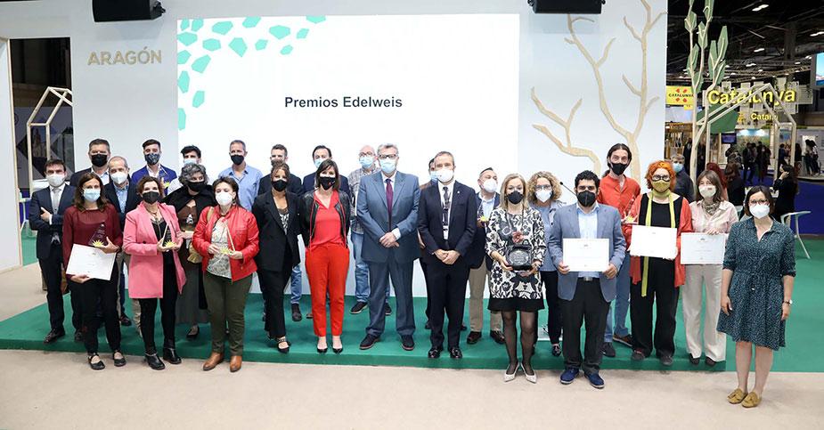 Premios Edelweiss 1