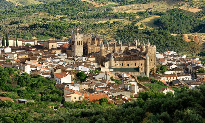 Pueblo de Extremadura