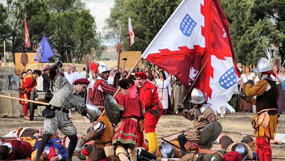 Rutas culturales Espana Carlos V