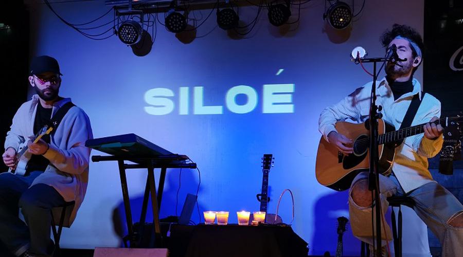 """Siloé presenta """"A la luz de las velas"""""""