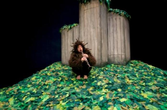 'El niño erizo' en el Cultural Cordón de Burgos