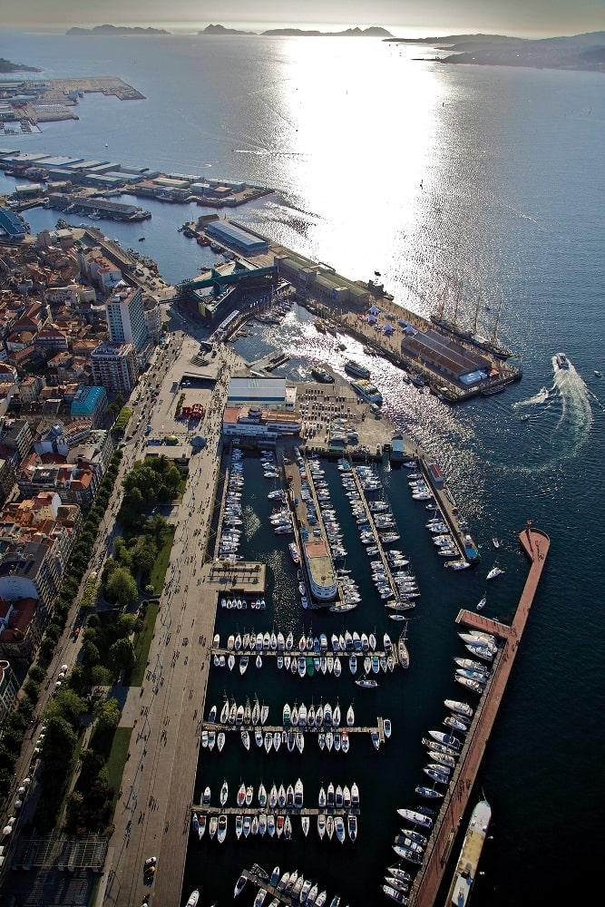 Descubre el centro de Vigo en 60 minutos