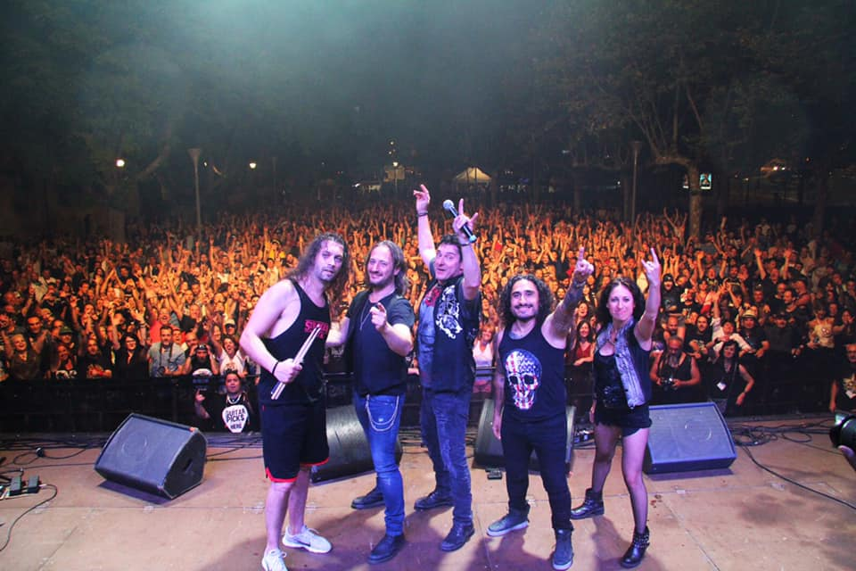 Festival Zurbarán Rock Burgos en Fórum Evolución