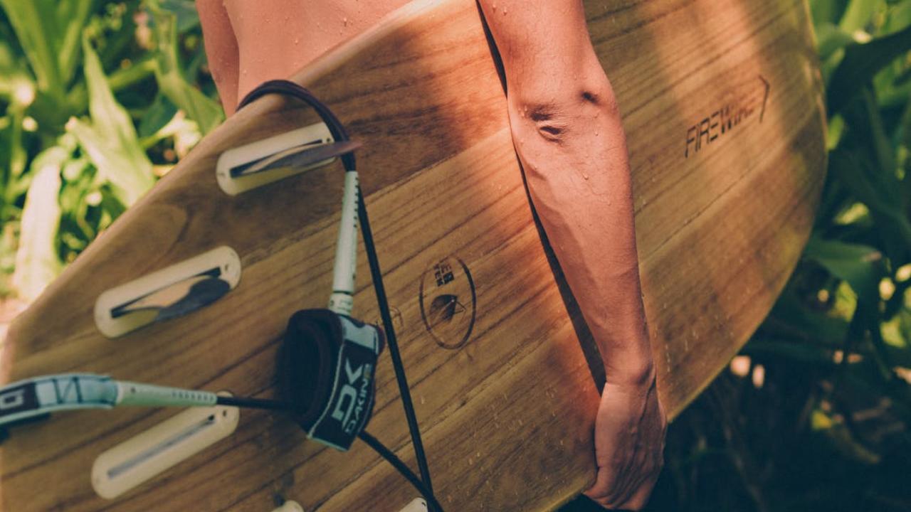Una competición de surf online