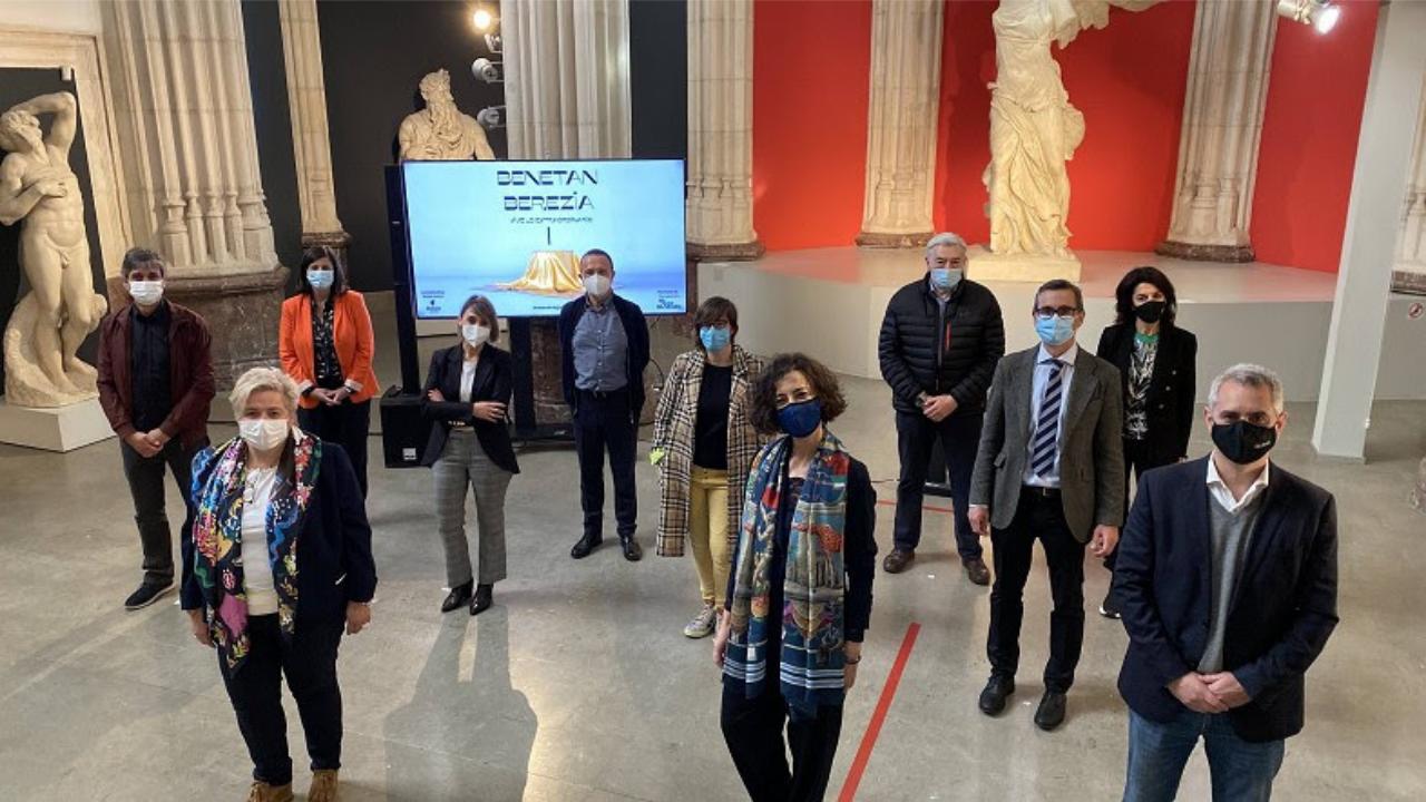 Bizkaia se prepara para el Día Internacional de los Museos