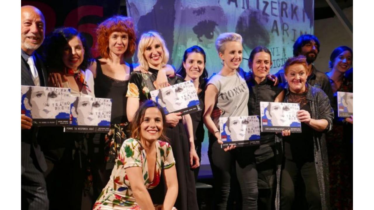 Los premios a los mejores espectáculos de teatro breve