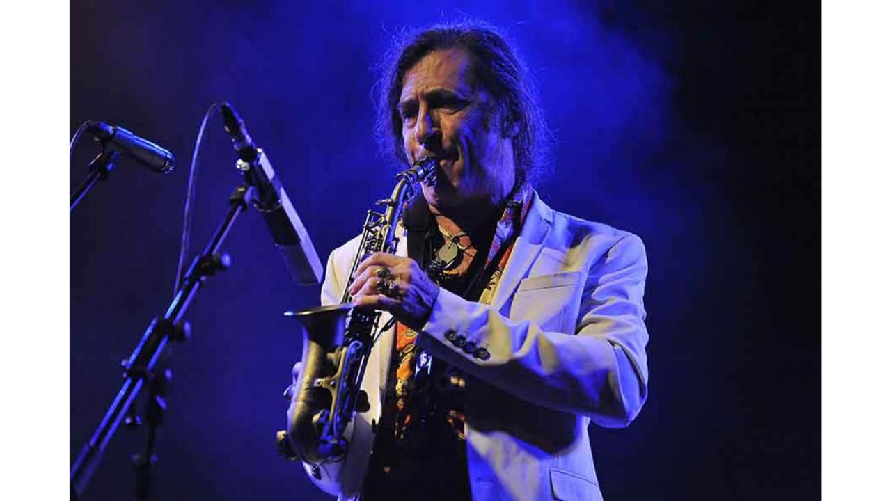 Jorge Pardo fusiona el fazz con el flamenco en el Arriaga
