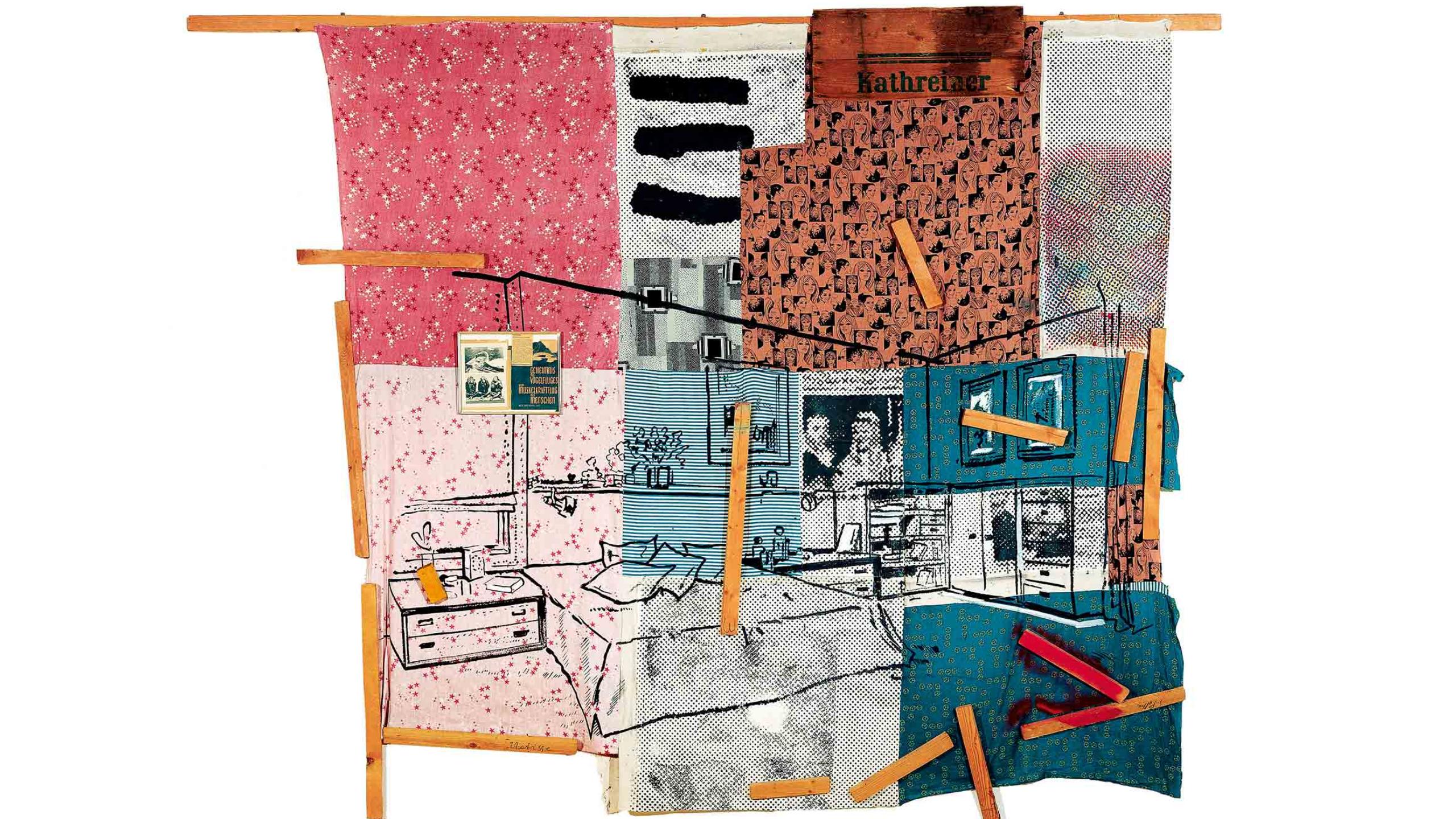 El Guggenheim presenta «La línea del ingenio», una selección de obras de la colección del museo