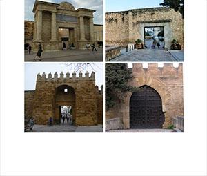 puertas murallas cordoba