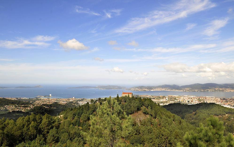 rutas senderismo Vigo