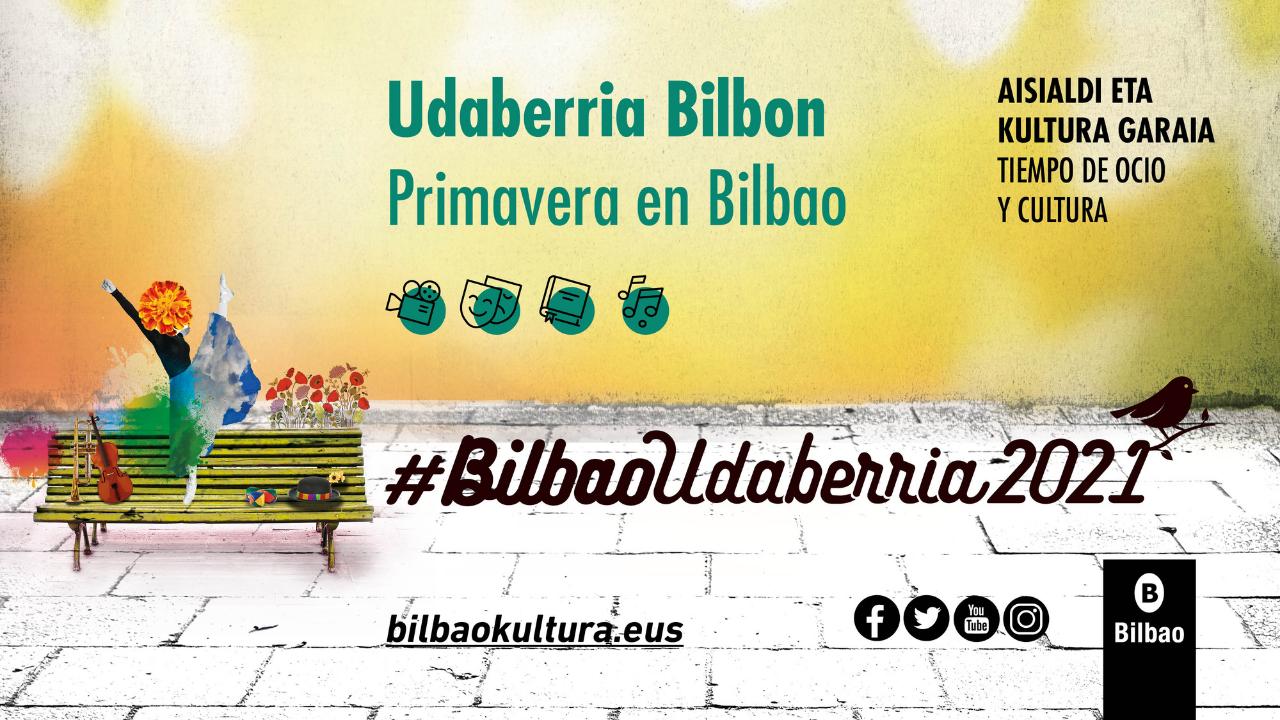 El Ayuntamiento de Bilbao propone 15 citas nuevas de ocio y cultura