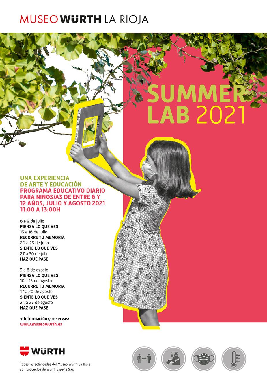 Summer Lab 2021
