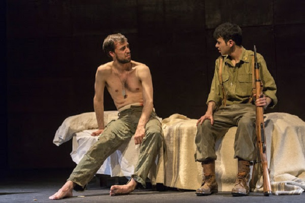 Barracon Teatro presenta La piedra oscura