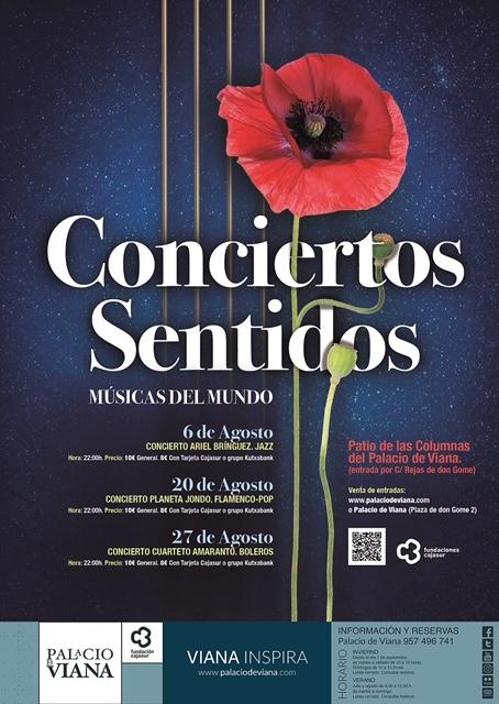 conciertos sentidos