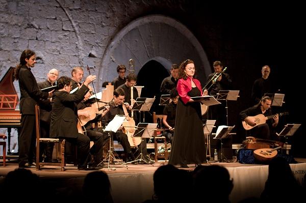 Capella de Ministrers en concierto con la UIMP