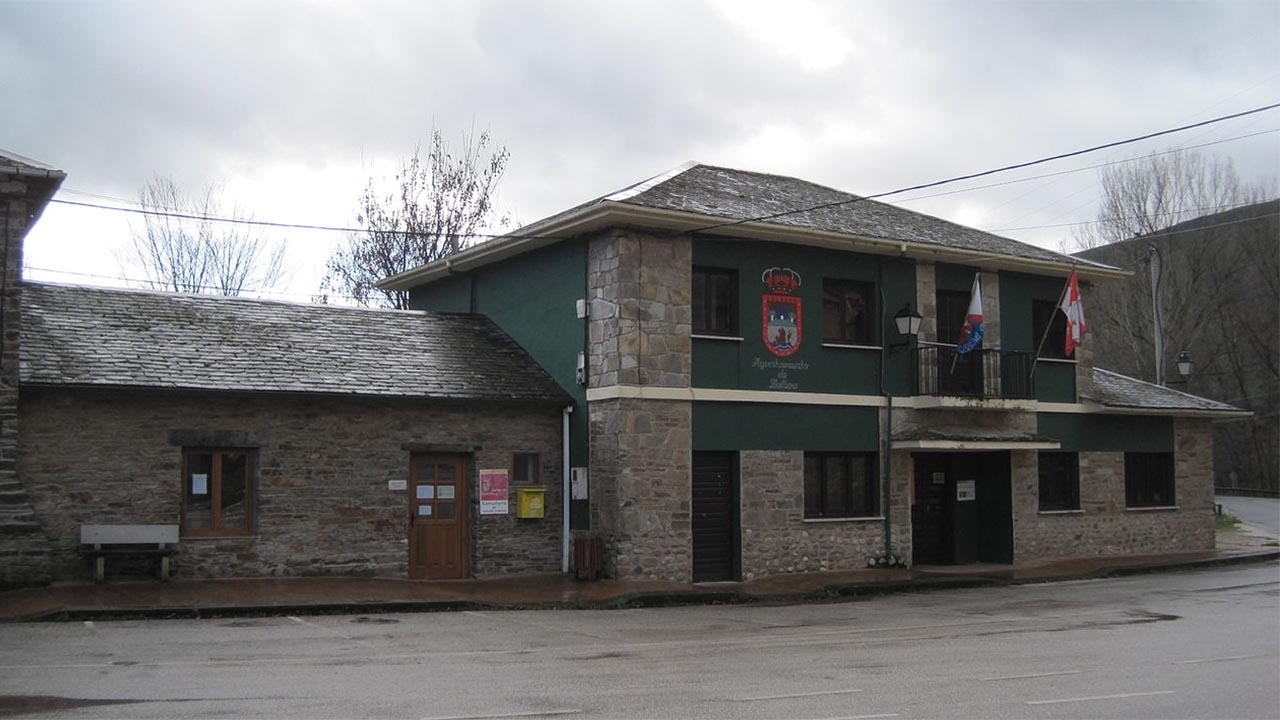 Casa consistorial Balboa