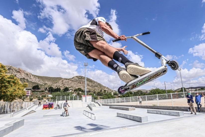 Choquiño Urban Jam, nuevo evento deportivo en Redondela