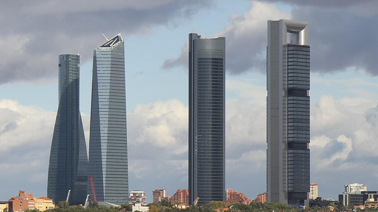 Cuatro Torres Business Area Madrid