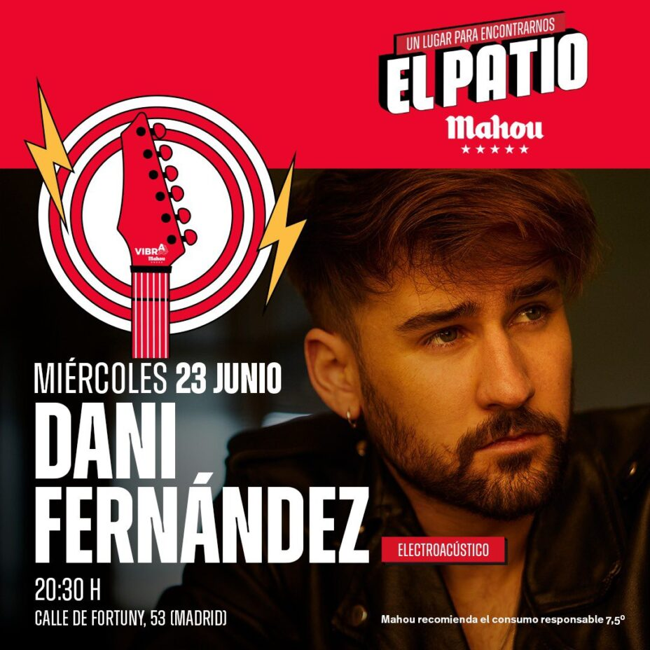 Dani Fernandez El Patio