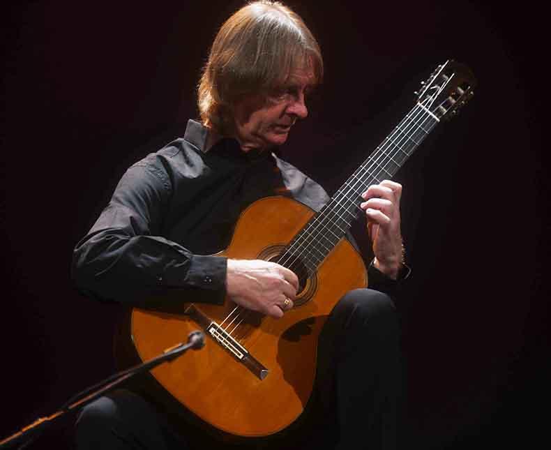 David Russell. 40 Festival de la Guitarra de Córdoba