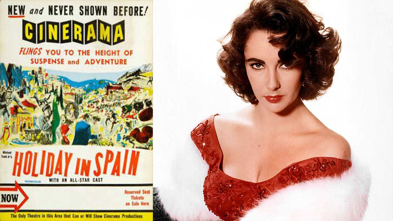 Elizabeth Taylor Scent of mystery