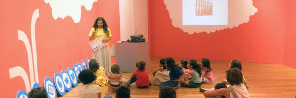 Estrelas en movemento, talleres infantiles de verano en el museo Marco
