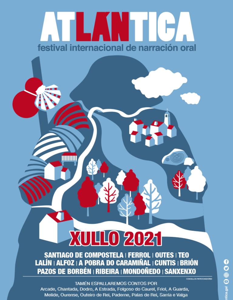Nueva edición del festival Atlántica de narración en Galicia